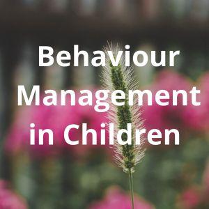 Behaviour-Management