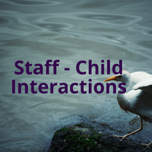 Staff-Child-Interactions