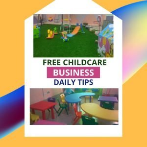 daily childcare business tips